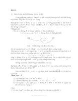 Giáo trình lý thuyết đồ thị - Bài 2 doc