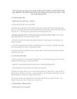 Cấp Giấy phép quy hoạch theo khoản 2 Điều 9 Quyết định số 27/2011/QĐ-UBND ngày 30/8/2011 của UBND thành phố (thuộc thẩm quyền của Sở Quy hoạch - Kiến trúc thành phố Hà Nội) docx