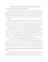 KHÍ TƯỢNG NÔNG NGHIỆP ( Đặng Thị Hồng Thủy - NXB Đại học Quốc gia Hà Nội ) - CHƯƠNG 2 ppsx