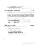 OXFORD LEARNER''''S GRAMMAR - PART 5 potx