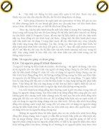 Giáo trình phân tích nguyên lý làm việc của các loại tiểu trình và tiến trình phần 2 pptx