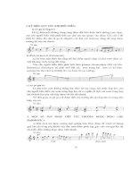 Phương pháp học Harmonica – Cơ bản và nâng cao part 2 potx