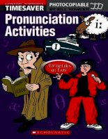 TimeSaver Pronunciation Activities - part 1 pdf