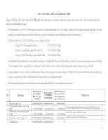 Giải trình về Báo cáo kiểm toán 2008 của Công ty CP Bê tông 620 Châu Thới pps
