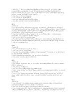 Neurology 4 mrcp answers book - part 8 pptx