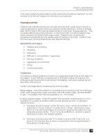 MEDICAL EMERGENCIES AND RESUSCITATION - PART 4 pdf