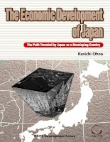 the economic development of japan grips phần 1 pps