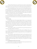 Giáo trình hướng dẫn cách lập luận kinh tế từ quá trình ghi chép kế toán trong kinh doanh phần 4 potx