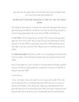 HƯỚNG DẪN CÁCH GHI NỘI DUNG CỤ THỂ CỦA THỦ TỤC HÀNH CHÍNH potx
