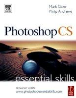 photoshop CS2 essential skills phần 1 potx