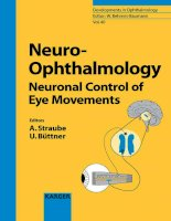 Neuronal Control of Eye Movements - part 1 pps