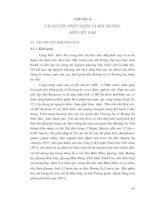 Hải dương học Biển Đông ( Lê Đức Tố ) - Chương 4 ppt