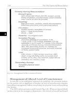Vital Signs and Resuscitation - part 7 potx