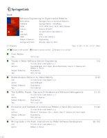 Software Engineering for Experimental Robotics - Davide Brugali et al Part 1 pdf