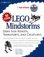 LEGO MINDSTORMS - Dark Side Robots Transports and Creatures Part 1 ppsx
