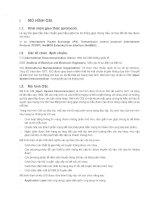 Giáo trình tổng hợp những kiến thức cơ sở về các thiết bị ngoại vi phần 2 doc