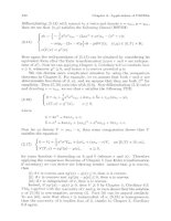 Differential Equations and Their Applications Part 13 pot
