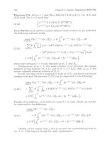 Differential Equations and Their Applications Part 7 docx