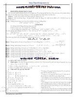 Một số chuyên đề bồi dưỡng học sinh giỏi toán lớp 9