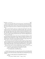 Giáo trình hướng dẫn lý thuyết kèm theo bài tập thực hành Orale 11g tập 1 part 9 potx