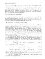 Advanced Engineering Mathematics 2011 Part 13 pptx