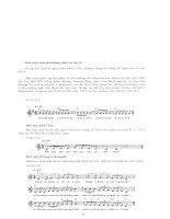 Phương pháp luyện giọng để trờ thành ca sĩ part 4 ppt