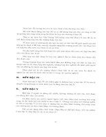 Tự đặt hợp âm cho đàn Guitar và Organ tập 2 part 6 pps