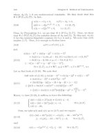 Differential Equations and Their Applications Part 9 pps