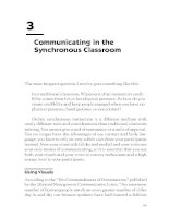 education the synchronous trainers survival guide phần 5 potx