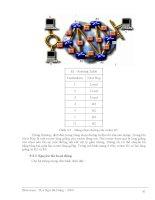 Giáo trình hướng dẫn tìm hiểu về tiến trình xây dựng và khai thác hệ thống mạng phần 5 ppsx