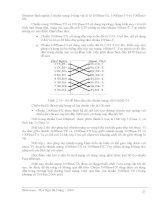 Giáo trình hướng dẫn tìm hiểu về tiến trình xây dựng và khai thác hệ thống mạng phần 3 pot