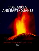 BISL 03  Volcanoes and Earthquakes