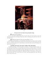 Giáo trình mỹ thuật và phương pháp dạy học mỹ thuật part 6 pps