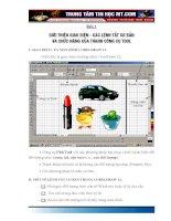 Giới thiệu giao diện-các lệnh tắt cơ bản và chức năng của thanh công cụ tool pps
