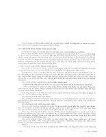 Cấu trúc – Lập trình – Ghép nối và ứng dụng vi điều khiển part 6 docx