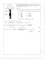 Mechanics of Materials - Problems - Solution Manual Part 2 potx