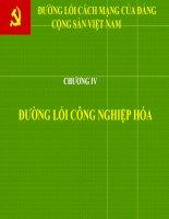 DUONG LOI DSC VN - CHUONG 4 ppt
