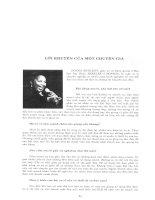 Phương pháp luyện giọng để trờ thành ca sĩ part 7 pdf