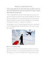 Những rủi ro sức khỏe khi đi máy bay pps