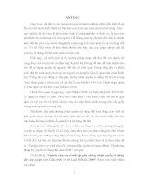 Luận Văn Nghiên cứu quy trình cấp giấy chứng nhận trên địa bàn Huyện Cao Lãnh theo luật đất đai 2003 ppt