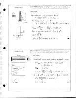 Mechanics of Materials - Problems - Solution Manual Part 8 pptx