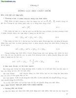 Động lực học chất điểm chương 8 ppt