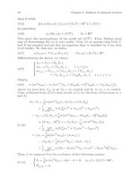 Differential Equations and Their Applications Part 5 pptx