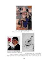 Giáo trình mỹ thuật và phương pháp dạy học mỹ thuật part 9 pps