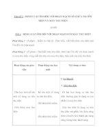 Chủ đề 2 : ĐỊNH LUẬT ÔM ĐỐI VỚI ĐOẠN MẠCH CÓ CHỨA NGUỒN ĐIỆN VÀ MÁY THU ĐIỆN (4 tiết) Tiết 4. ĐỊNH LUẬT ÔM ĐỐI VỚI ĐOẠN MẠCH CÓ MÁY THU ĐIỆN pot