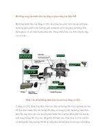 Hệ thống cung cấp nhiên liệu của động cơ phun xăng trực tiếp GDI pot