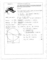 Mechanics of Materials - Problems - Solution Manual Part 11 doc