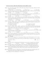 PHƯƠNG PHÁP 1. PHƯƠNG PHÁP BẢO TOÀN KHỐI LƯỢNG pps