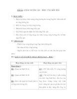 BÀI 26 : CỘNG HƯỞNG ÂM  HIỆU ỨNG ĐÔPPLE ppt