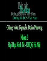 thߦúo luߦ¡n -榦ß+¥ng lß+æi lߦºn IV -b+ái thuyߦ+t tr+¼nh ppt